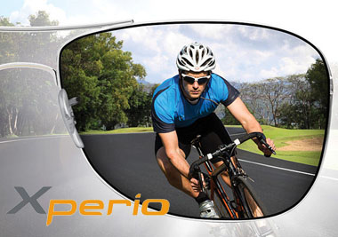 Xperio polarized lenses