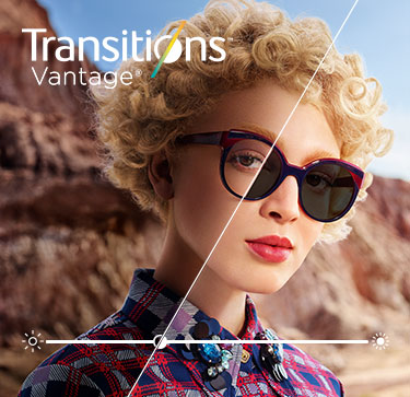 Transitions Vantage Lenses